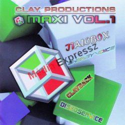 Clay Productions Maxi Vol1. CD