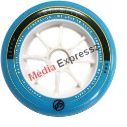 Powerslide Infinity 125mm/88A blue kerék
