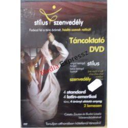 Stílus, szenvedély - Táncoktató dvd 2 lemezen (Csisztu Zsuzsa és Budai László közreműködésével)