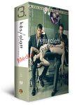 Kés/Alatt - 3. évad (6 DVD)