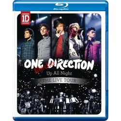 ONE DIRECTION - UP ALL NIGHT THE LIVE TOUR BLU-RAY