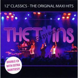 """The Twins 12"""" Classics - The Original Maxi Hits 2 CD"""