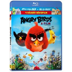 Angry Birds A Film Blu-ray3D+Blu-ray