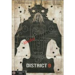 District 9 - Extra változat (2 DVD)
