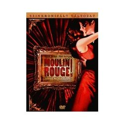 Moulin Rouge! - szinkronizált - DVD