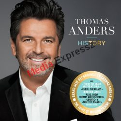 Thomas Anders History Deluxe - CD Edition - With 3 Additional Tracks + Fanposter