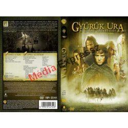 A Gyűrűk Ura - A Gyűrű Szövetsége (2 lemezes)  DVD