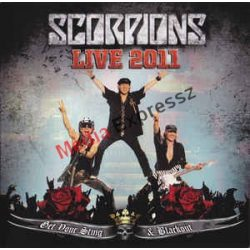 Scorpions – Live 2011 - Get Your Sting & Blackout