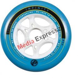 Powerslide Infinity 100mm/85A blue kerék 4 db