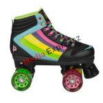 Playlife Groove Rainbow párhuzamos - retro - quad - görkorcsolya