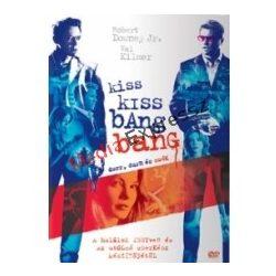 Kiss Kiss Bang Bang - Durr, durr és csók