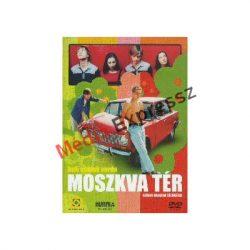 Mokszkva Tér  DVD