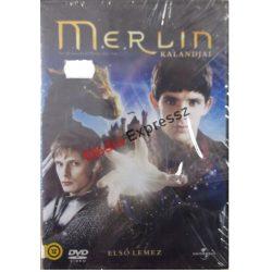Merlin kalandja 1.évad 4 DVD