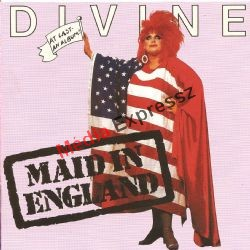 DIVINE - MADE IN ENGLAND