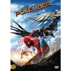 Pókember Hazatérés DVD