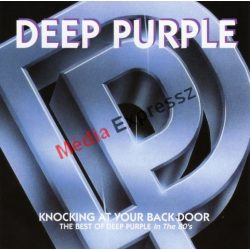 Deep Purple ‎– Knocking At Your Back Door: The Best Of Deep Purple In The 80's