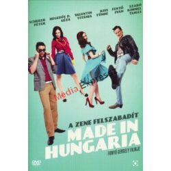 Made in Hungaria DVD