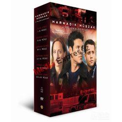 Harmadik műszak - 1. évad (6 DVD)