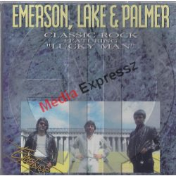"Emerson, Lake & Palmer ‎– Classic Rock Featuring ""Lucky Man"""