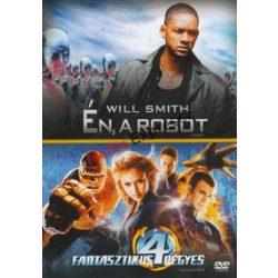 Én, a robot / Fantasztikus négyes (2 DVD)