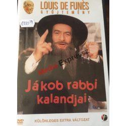 Jákob rabbi kalandjai DVD