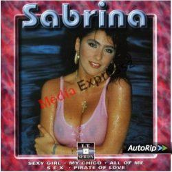SABRINA CD 10 track+ 4 Remix