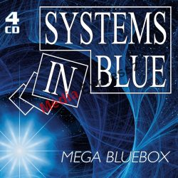 SYSTEMS IN BLUE - MEGA BLUEBOX 4CD LIMITÁLT