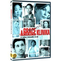 A Grace Klinika: 2. évad (7 DVD)