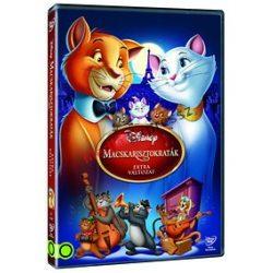 Macskarisztokraták - DVD - Extra változat