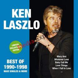 KEN LASZLO - BEST OF 1990-1998 Maxi Singles & More (Limitalt Collector's Edition )