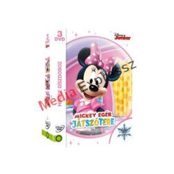 Minnie Mickey Egér játszótere - Minnie, a nyomozó / Mickey egér játszótere - Én ♥ Minnie / Mickey egér játszótere - Minnie állatszalonja
