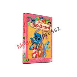 Lilo & Stitch: A sorozat 6. lemez - 21-24. rész (DVD)