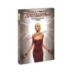 Csillagközi romboló 4. évad 1. rész (3 DVD)