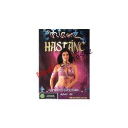 Vivien - Hastánc - Egyiptomi fátyoltánc