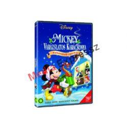 Mickey varázslatos karácsonya