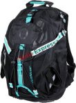 Powerslide Fitness Pure teal/black görkorcsolyatartós hátizsák