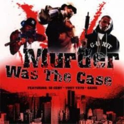 Murder Was The Case válogatás CD