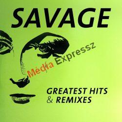 SAVAGE - Greatest Hits & Remixes 2CD