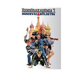 Rendőrakadémia 7. - Moszkvai küldetés