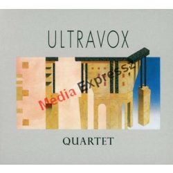 ULTRAVOX - Quartet 2CD Digipack