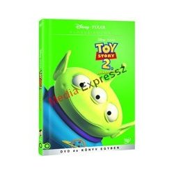 Toy Story 2. DVD és könyv egyben