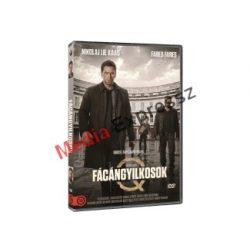 FÁCÁNGYILKOSOK DVD (Skandináv krimi )