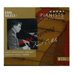 Emil Gilels: Great Pianists of the 20th Century (2 CD)
