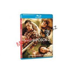 Másnaposok 2 Blu-ray