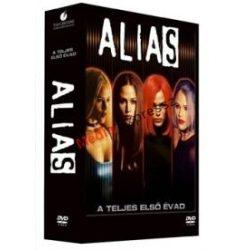 Alias - 1. évad (6 DVD)