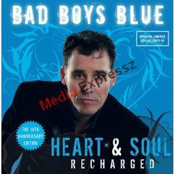 BAD BOYS BLUE - Heart & Soul LP, VINYL , BAKELIT LEMEZ