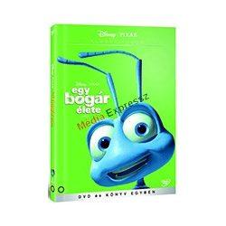 Egy bogár élete (DVD és KÖNYV egyben)