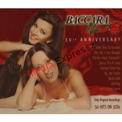 BACCARA - 30 th ANNIVESARY (Only Original Recordings 50 HITS ON 3 CDs )