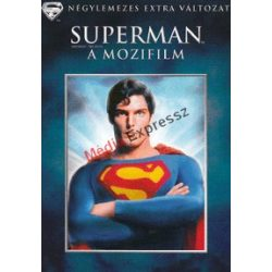 Superman - A mozifilm (4 DVD)