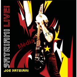 Joe Satriani - Satriani live 2CD